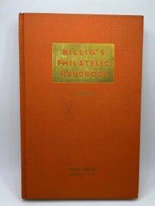 BILLIG'S PHILATELIC HANDBOOK, VOLUME X, 1949