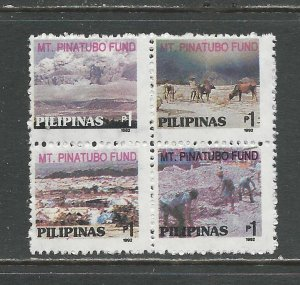Philippines Scott catalogue #RA5a Mint NH