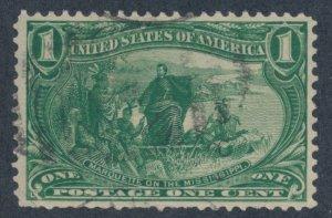 USA Sc#285 Used