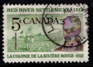 Canada - #397 Red River Settlement  - Used