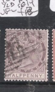 Tobago SG 14 VFU (9dmk)