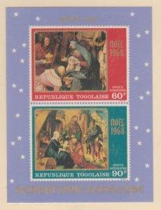 Togo Scott #C101a Stamps - Mint NH Souvenir Sheet
