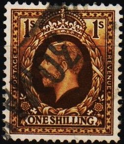 Great Britain. 1934 1s S.G.449 Fine Used