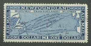 NEWFOUNDLAND C8 USED VF CDS