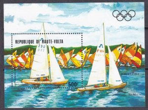 1983 Upper Volta 913/B69 1984 Olympic Games in Los Angeles 7,50 €