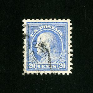 US Stamps # 438 Supurb Gem Used