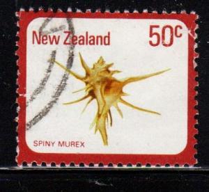 New Zealand  #677 Spiny Murex  - Used