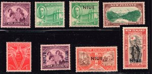 NEW ZEALAND STAMP MNH STAMPS COLLECTION LOT #S2