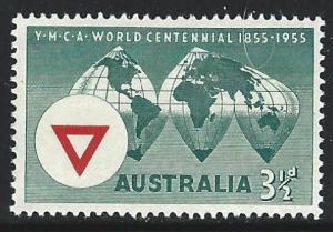 Australia  mh s.c.# 283
