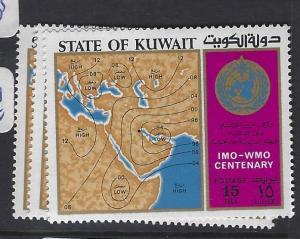 KUWAIT (P1102B)   SG 575-7     MOG