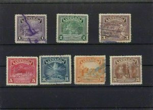 EL SALVADOR  MOUNTED MINT OR USED STAMPS ON  STOCK CARD  REF R1035