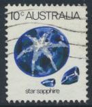 Australia  Sc# 561  Star Sapphire   Used