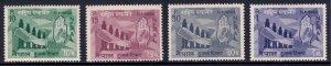 Nepal - Scott #163-166 - MNH - Gum bump #163 - SCV $7.25