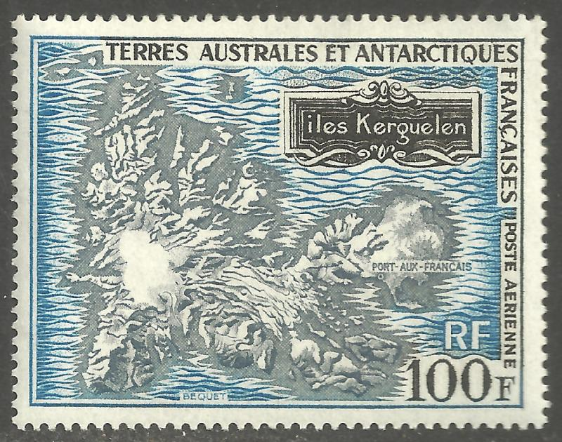 FRENCH SOUTHERN AND ANTARCTIC TERRITORY SCOTT C21