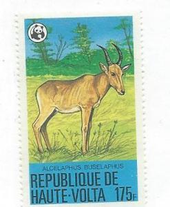 Burkina Faso #510  Eland  (MNH) CV $6.00