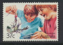 SG 1086  SC# 1040  Used  - Aussie Kids