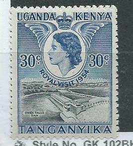 Kenya,Uganda,Tanganyika #108 30C  ( MNH)  CV $1.50