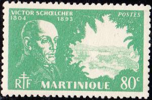 Martinique #204 Used