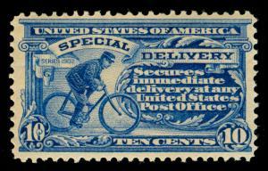 momen: US Stamps #E6 MINT OG NH VF
