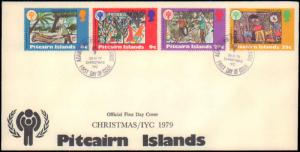 Pitcairn Island, Worldwide First Day Cover, United Nations Related