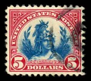 USA 573 Used
