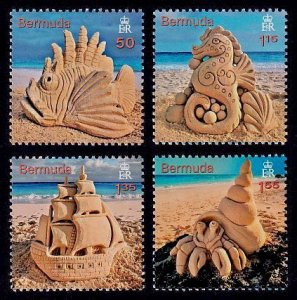 Bermuda - New Issue - MNH Sand Sculptures