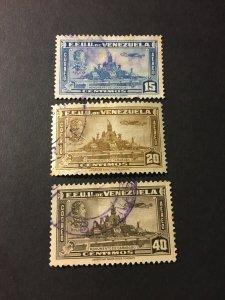 Venezuela sc C136, C137,C139 u
