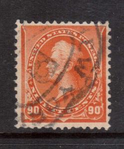 USA #229 VF Used