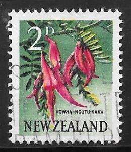 New Zealand Used (7256)