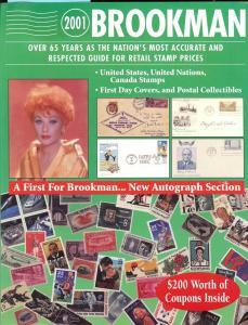 2001 Brookman Catalog,
