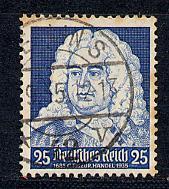 Germany Reich Scott # 458, used