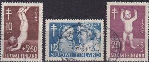 Finland #B84-6 F-VF Used  CV $8.35 (Z2423)