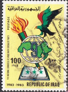 Iraq  #1124 Used