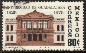 MEXICO 1107 50th Anniv of the University of Guadalajara USED, F-VF. (1325)