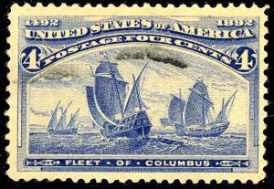 U.S. #233 Used F-VF