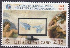Vatican City #1590  MNH CV $4.75  (Z3136)