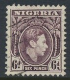 Nigeria  SG 55a    Used  Perf 11½  1951 Definitive please see scan