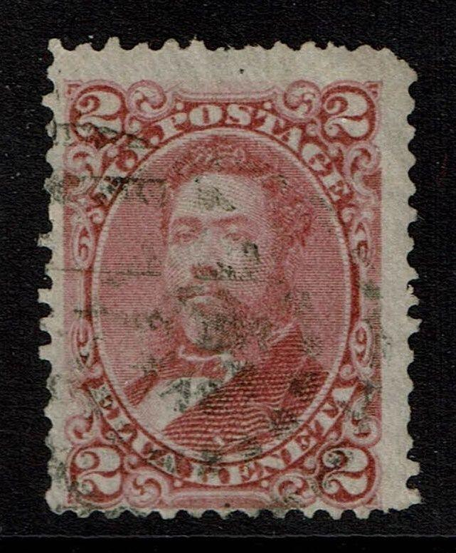 Hawaii SC# 38, Used - Lot 022617