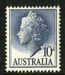 AUSTRALIA 299  MNH SCV $1.10 BIN $.55