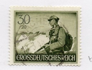 Germany 1943 Early Issue Fine Used 30pf. NW-100719