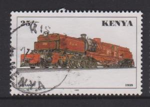 Kenya Sc#710 Used
