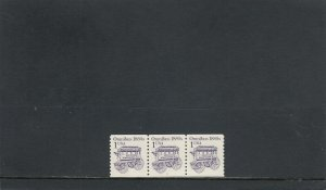 UNITED STATES 2225 MNH PLATE STRIP 3 PLATE 2 2019 SCOTT CATALOGUE VALUE $0.55