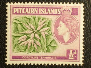 Pitcairn Islands Scott #20 mnh