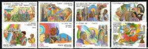Vatican City #795-802  MNH CV $18.70 (X6823)