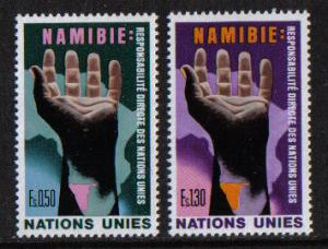 United Nations Geneva  1975 MNH Namibia