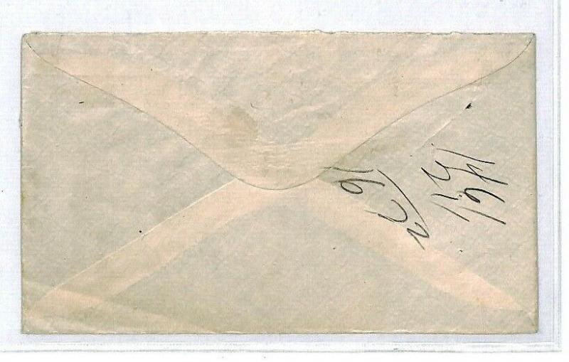 CS239 Trinidad & Tobago 1919 *Chasuanas* WAR TAX Cover Chicago {samwells-covers}