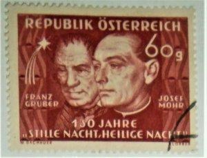 1948 Austria #558 Used