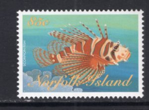 Norfolk Island 653 Fish MNH VF