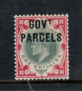 Great Britain #O43 (SG #O78) Very Fine Mint Full Original Gum Hinged *With Cert*