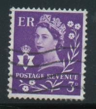 Great Britain-Northern Ireland Sct # 3; used
